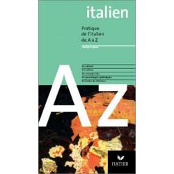 L'Italien de A à Z, édition...