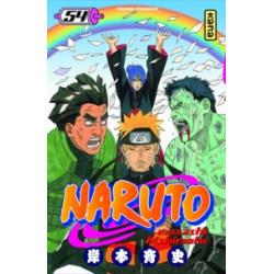 Naruto Tome 54 - Masashi...