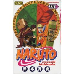Naruto Tome 15 - Masashi...