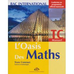 L'oasis des Maths TC Bac...