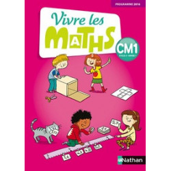 Vivre les maths CM1 -...