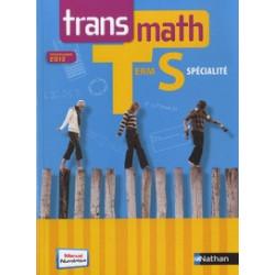 Transmath Terminale S -...