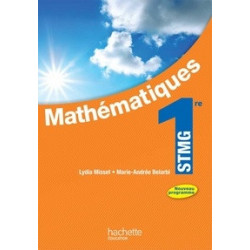 Mathématiques 1e STMG -...