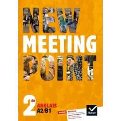 Anglais 2e New Meeting...