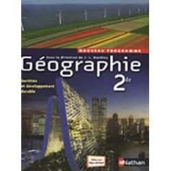 Géographie 2e - Prog 2010,...
