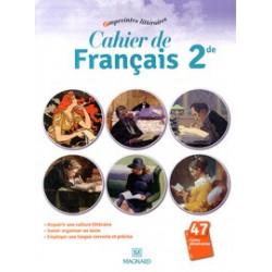 Cahier de français 2e-...