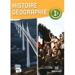 Histoire Géographie 1re S -...