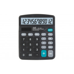 calculatrice deli 837
