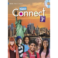 New Connect 3e anglais