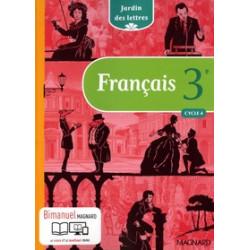 Français 3e cycle 4 Jardin...