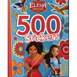 500 stickers Elena d'Avalor...