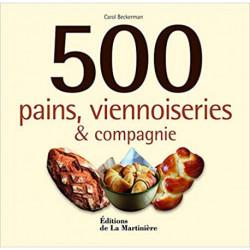 500 pains viennoiseries &...