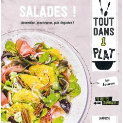 Salades, Anne Loiseau,...