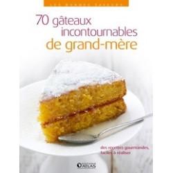 70 gâteaux incontournables...