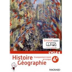 Histoire Géographie EMC 4e