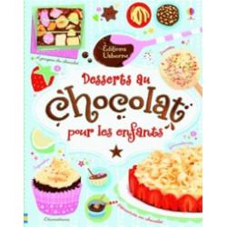 Desserts au chocolat pour...