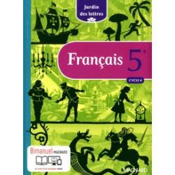 Français 5e cycle 4 Jardin...