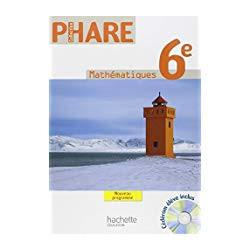 Mathmatiques PHARE ED-2009 6e
