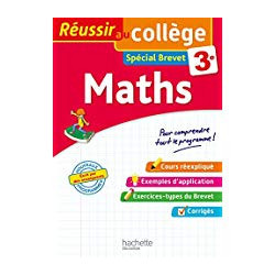 Réussir au collège - Maths 3