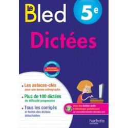Français 5e Dictées Le Bled...