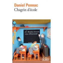 Chagrin d'école. Daniel Pennac
