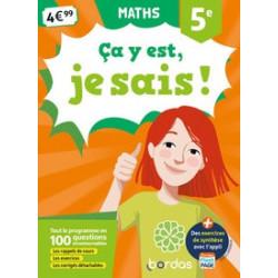Maths 5e Ca y est, je sais...