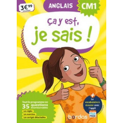 Anglais CM1 Ca y est, je...