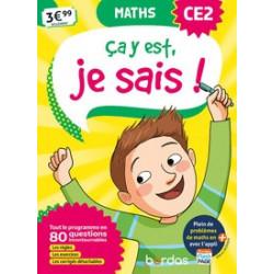 Maths CE2 Ca y est, je sais...