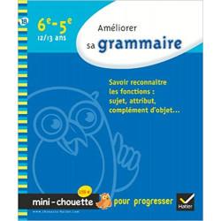 Améliorer sa grammaire...
