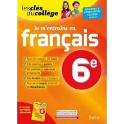 Je m'entraîne en français 6e