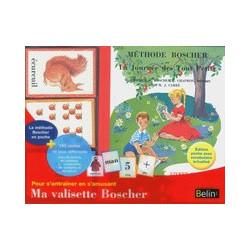 Boscher Valisette + 16 jeux...