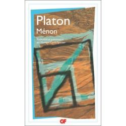 Ménon- Platon