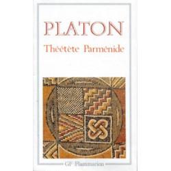 Théétète.Parménide - Platon