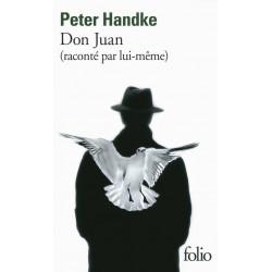 Don Juan.    peter handke