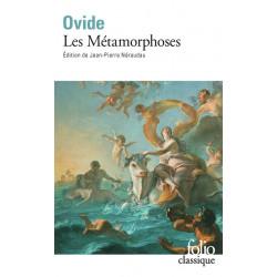Les Métamorphoses.  ovide