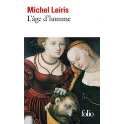 L'âge d'homme.   Michel Leiris
