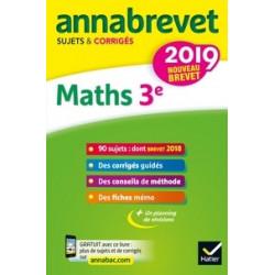 Mathématiques 3e - Sujets...