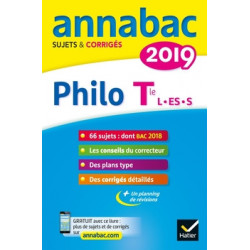Annales Annabac 2019...