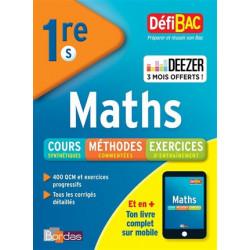 Mathématiques - 1re S...