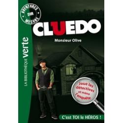 Cluedo - Monsieur Olive...