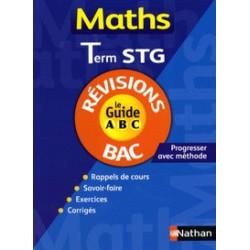 Maths -Terminale STG -...