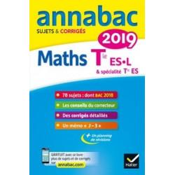 Annabac Maths Tle ES, L -...