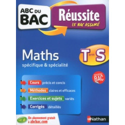 ABC du BAC Réussite Maths...