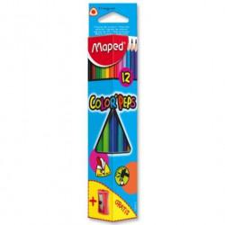 Crayon de couleur de 12  +...