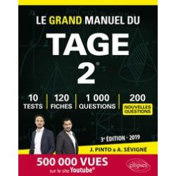Le Grand Manuel du Tage 2 -...