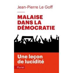 Malaise dans la démocratie...