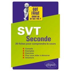 SVT 2de - 26 fiches pour...