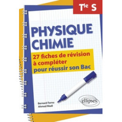 Physique-Chimie Terminale S...