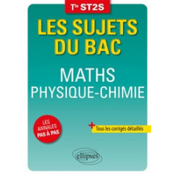 Maths Physique-Chimie Tle...