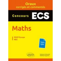 Mathématiques prépas ECS -...